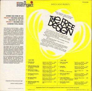 FREE DESIGN 1968 B