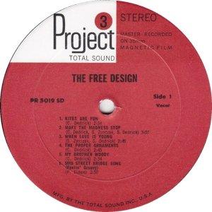 FREE DESIGN 1968 C