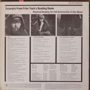 FRIAR TUCK 1970 B