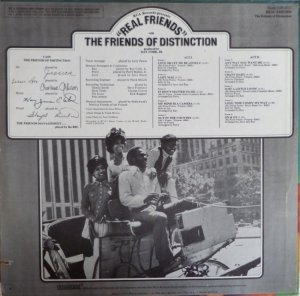 FRIENDS OF DISTINCTION 1970 B