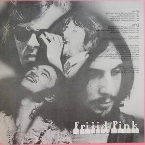 FRIJID PINK 1970 B