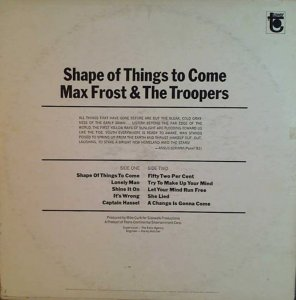 FROST MAX STORM TROOPERS 1968 B
