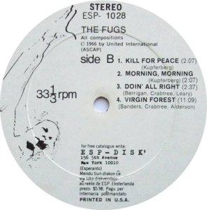 FUGS 1966 D