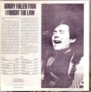 FULLER FOUR BOBBY 1965 B