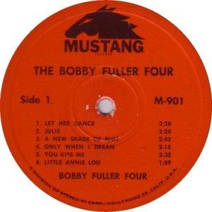 FULLER FOUR BOBBY 1965 C