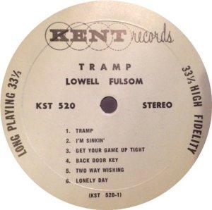 FULSON LOWELL 1967 B