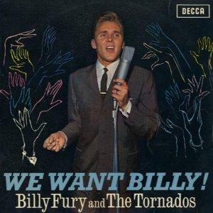 FURY BILLY & TORNADOS 1963 A