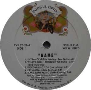 GAME 1969 C