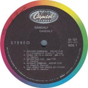 GANDALF 1969 C