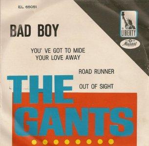 GANTS 1965 A