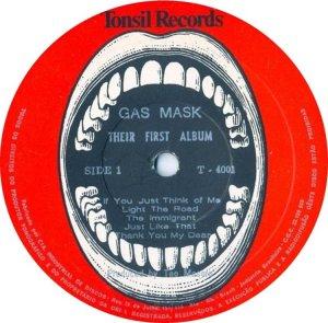 GAS MASK 1970 C