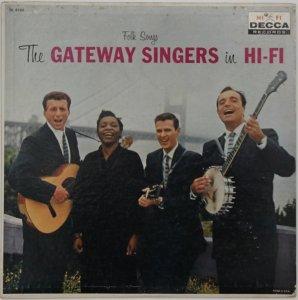 GATEWAY SINGERS 1958 A