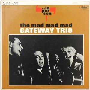 GATEWAY TRIO 1963 A