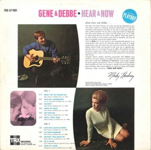 GENE & DEBBIE 1968 B