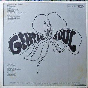GENTLE SOUL 1968 B