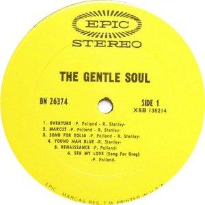 GENTLE SOUL 1968 C