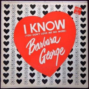 GEORGE BARBARA 1961 A