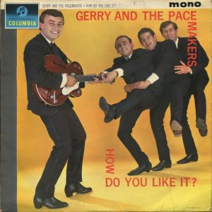 GERRY PACEMAKERS 1963 B