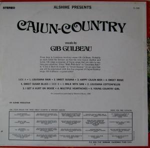 GILBEAU GIB 1969 B