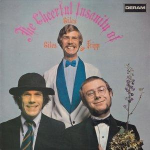 GILES FRIPP 1969 A