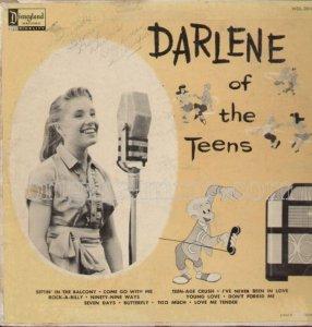 GILLESPIE DARLENE 1957 A