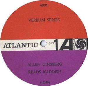 GINSBERG ALLEN 1966 C