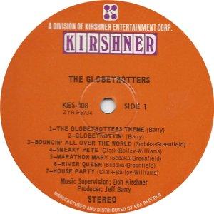 GLOBETROTTERS 1970 C