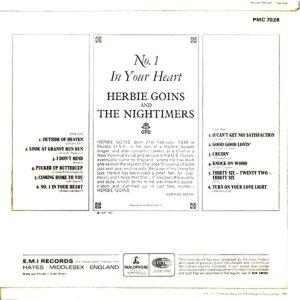 GOINS HERBIE 1967 B