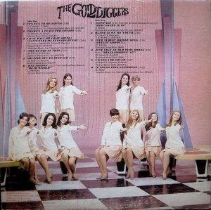 GOLDDIGGERS 1968 B