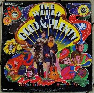 GOOD AND PLENTY 1968 A