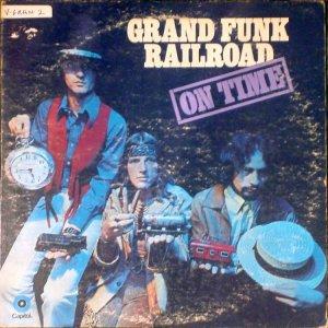 GRAND FUNK RAILROAD 1969 A