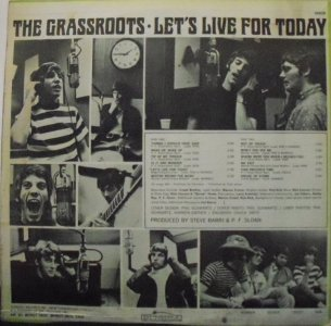 GRASS ROOTS 1967 B