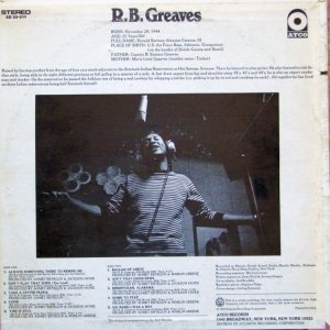 GREAVES RB 1969 B