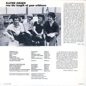 GREEN KATHE 1969 C