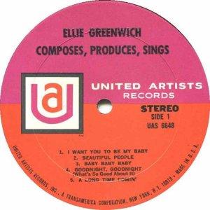 GREENWICH ELLIE 1967 C