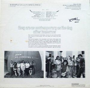 GREENWOOD COUNTY SINGERS 1970 B