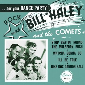 HALEY COMETS 1953 01 A