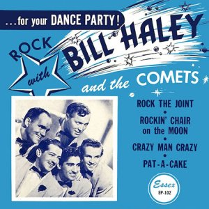 HALEY COMETS 1954 01 A