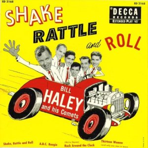 HALEY COMETS 1954 02 A