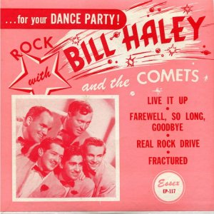 HALEY COMETS 1954 03 A