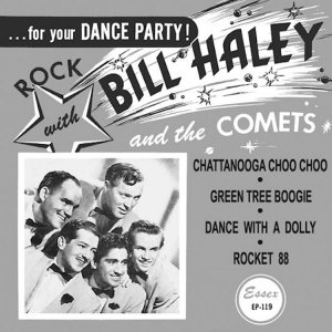 HALEY COMETS 1954 04 A