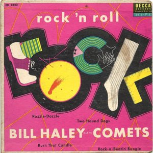 HALEY COMETS 1956 01 A
