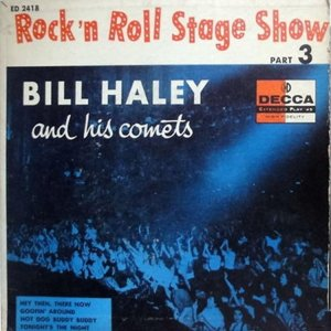 HALEY COMETS 1956 03 A