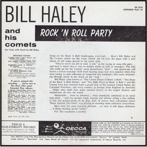 HALEY COMETS 1957 02 B