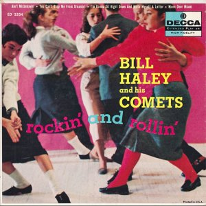 HALEY COMETS 1957 03 A