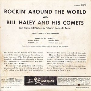 HALEY COMETS 1958 01 B