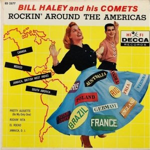 HALEY COMETS 1958 03 A