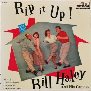 HALEY COMETS 1958 05 A
