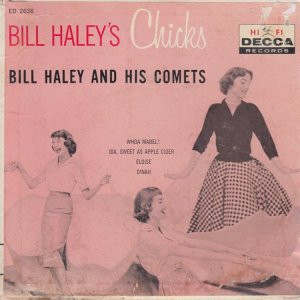 HALEY COMETS 1959 01 A