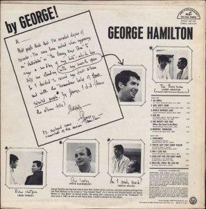 HAMILTON GEORGE 1965 B